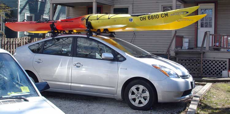 Luggage Carrier For Car Without Roof Rack